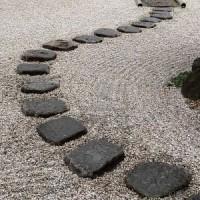 japan stone garden
